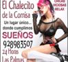 El Chalecito de la Cornisa, Sexclubs, Islas Canarias