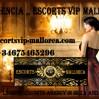 Escorts Vip Mallorca, Agencia escorts, Islas Baleares