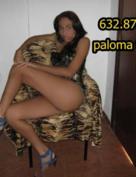 TS Paloma, Modelo de sexo, Cantabria